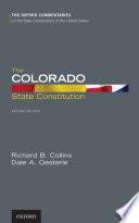 The Colorado State Constitution