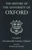 Seventeenth century Oxford
