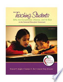 Teaching Students Who Are Exceptional, Diverse, and at Risk in the General Education Classroom