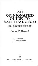 An Opinionated Guide to San Francisco