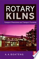 Rotary Kilns Book PDF