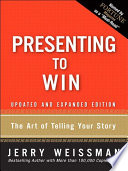 Presenting to Win Book