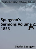 Spurgeon s Sermons Volume 2  1856