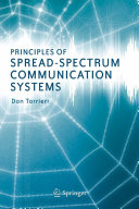 Pdf Principles of Spread-Spectrum Communication Systems Telecharger