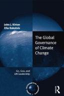 The Global Governance of Climate Change [Pdf/ePub] eBook