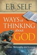 Ways of Thinking about God