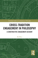 Cross Tradition Engagement in Philosophy