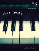 Jazz Theory Second Edition  textbook and Workbook Package  Book PDF