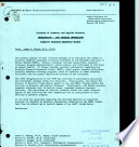 Introduction   1987 Program Information  Minority Research Resources Branch