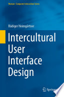 Intercultural User Interface Design