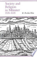 Society and Religion in Münster, 1535-1618
