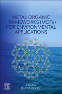 Metal Organic Frameworks  MOFs  for Environmental Applications