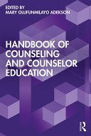Pdf Handbook of Counseling and Counselor Education Telecharger
