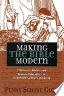 Making the Bible Modern