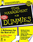 Time Management For Dummies, 2nd Edition