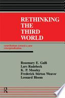 Rethinking The Third World