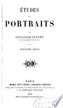 Etudes et portraits Deuxième serié