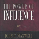 The Power of Influence Book PDF