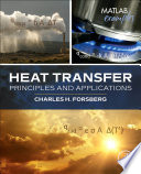 Heat Transfer Principles and Applications