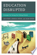 Education Disrupted Book PDF