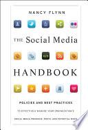 The Social Media Handbook Book
