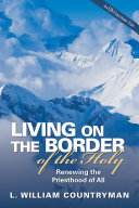 Living on the Border of the Holy