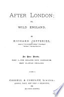 After London, Or, Wild England