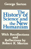 The History of Science and the New Humanism