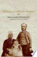 Memoirs Of A Breton Peasant Book PDF