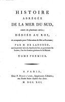 Histoire abregee de la mer du Sud (etc.)