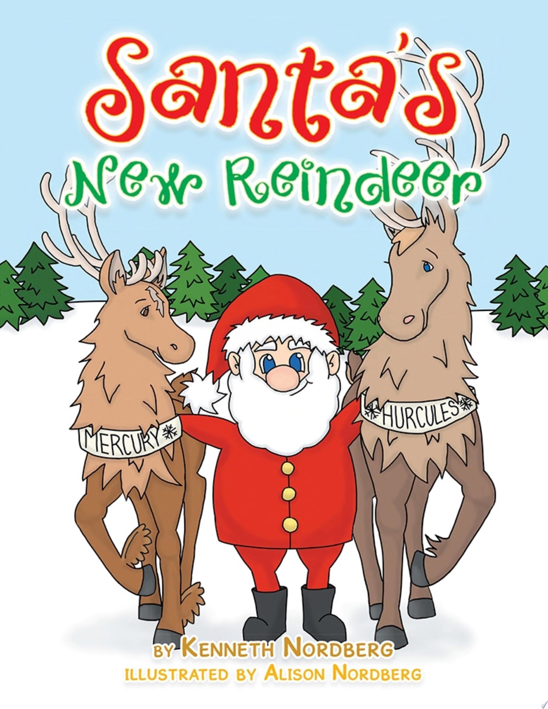 Santa s New Reindeer