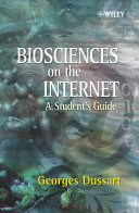 Cover of Biosciences on the Internet