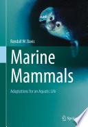 Marine Mammals Book