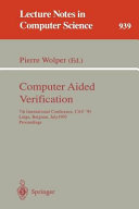 Computer Aided Verification