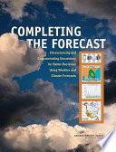 Completing the Forecast