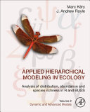 APPLIED HIERARCHICAL MODELING IN ECOLOGY
