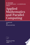 Applied Mathematics and Parallel Computing Book