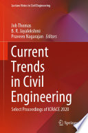 Current Trends in Civil Engineering Book