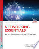 """Networking Essentials: A CompTIA Network+ N10-007 Textbook"" by Jeffrey S. Beasley, Piyasat Nilkaew"