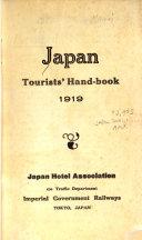 Japan Tourists  Hand book 1919