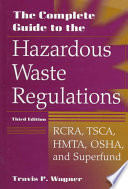 The Complete Guide To The Hazardous Waste Regulations
