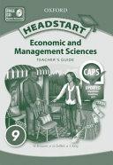 Books - Headstart Economic & Management Sciences Grade 9 Teachers Guide | ISBN 9780199044641