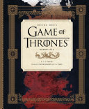 Inside HBO s Game of Thrones Book
