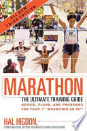"""Marathon: The Ultimate Training Guide"" by Hal Higdon"