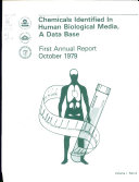 Chemicals Identified in Human Biological Media