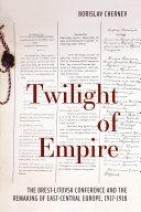 Twilight of Empire Pdf/ePub eBook