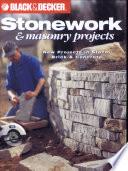 Black   Decker Stonework   Masonry Projects