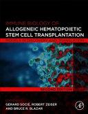 Immune Biology of Allogeneic Hematopoietic Stem Cell Transplantation