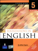 Foundations In English Course Book - 5 (Revised Edition), 2/E