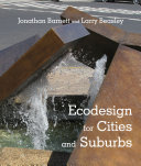 Pdf Ecodesign for Cities and Suburbs Telecharger